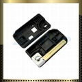Key shell for mini-model Lexus with 2 button 3