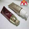 Airless pump tube