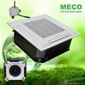 Quiet cool and Energy-saving DC motor cassette fan coil unit 4