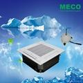 Quiet cool and Energy-saving DC motor cassette fan coil unit 5