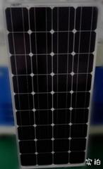 80w单晶太阳能电池板