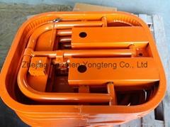 Best selling classic design steel parking lock