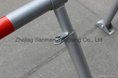 Latest Manual steel parking lock, car parking lock