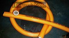 高压喷雾管打药管园林喷洒管喷雾泵配套管