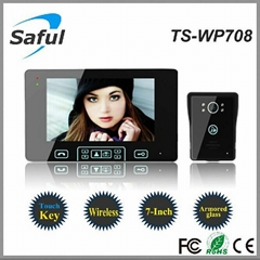 7 inch 2.4GHz digital ap