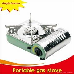Stainless Steel Mini Portable Gas Stove