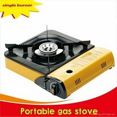 Single Burner Cast Iron Portable Gas Stove