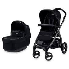 Brand New Peg Perego Book Pop-Up Stroller in Onyx