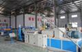 PVC brick pallet production line  1