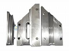 Semi-auto Refrigerator door gasket welding mould