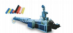 HDPE cable silicone core pipe production line