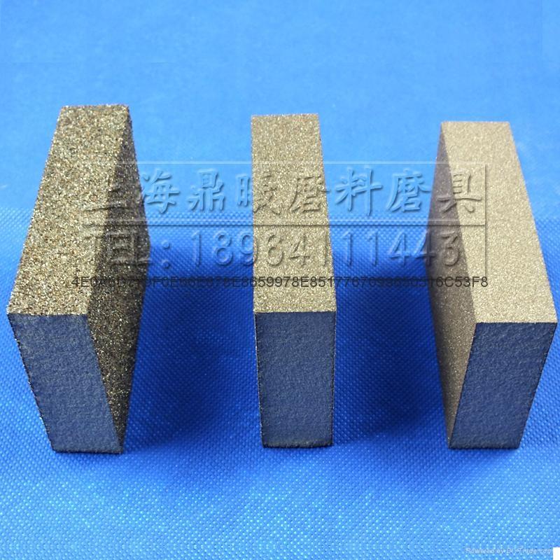 木工木器打磨拋光海棉磨塊 4