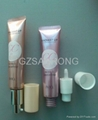 20g laminated Aluminum tube for cosmetic packaging 1