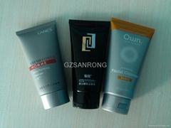 100g men facial cleaner cosmetic packaging tube