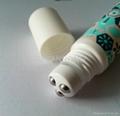 3 balls  eye massage tube packaging