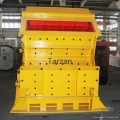 High quality Pf impact crusher with high performacnce