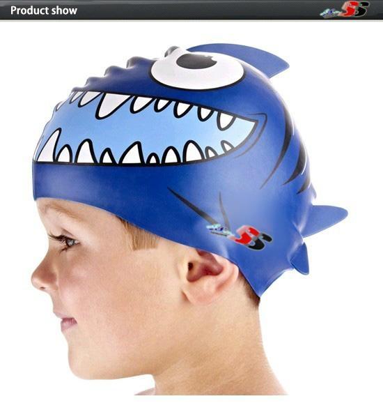 kids swimming cap  3
