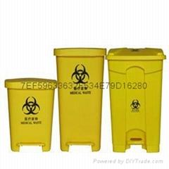 医疗塑料分类垃圾桶