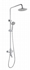Unfold install shower mixer