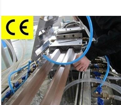 WPC profile production line 1