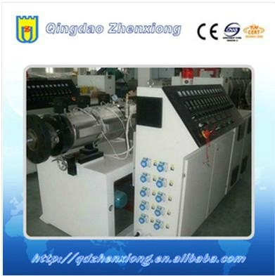 PE HDPE pipe production line 1