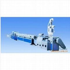 communication cable conduit production line