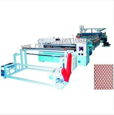 Plastic Extrusion Knotless Net Production Line 1