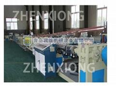 PE Carbon Spiral Reinforced Hose Production Line