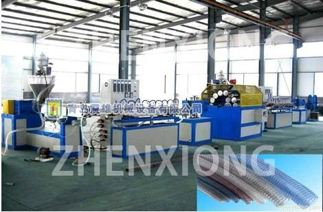 PVC Fiber Reinforced Hose Production Line 1