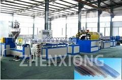 PVC Fiber Reinforced Hose Production Line