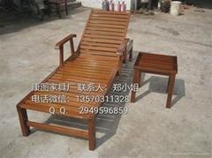 厂家直销别墅休闲沙滩椅躺椅