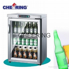 TG-90 Refrigeration equipment commercial beer cooler/mini bar fridge