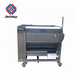 JiuYing High Quality Stainless Steel Sweet Potato Washing Machine JYTP-80