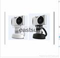 anti-theft security camera display alarm