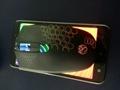 橡胶透光件打标的端面泵浦激光打标机 4