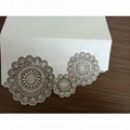 Greeting card hollow out of CO2 laser engraving machine carving 4