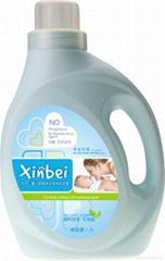 婴儿衣物手洗专用洗衣液