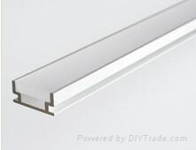 Aluminium profilok LED szalaghoz&LED AL Profiles for kitchen cabinet or washroom