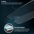iloome iphone 6  5.5寸(黑色 真正9H优质 钢化玻璃保护膜 4