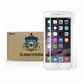 iloome iphone 6  5.5寸 白色 真正9H优质 钢化玻璃保护膜 1
