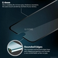 iloome iphone 6  5.5寸 白色 真正9H优质 钢化玻璃保护膜 4