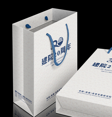 2015 New Cheap Paper Bag Printing Service 2