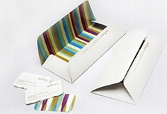 Letter head Paper envelope printing,direct printing factory price