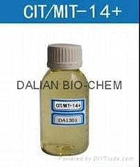 isothiazolinone CMIT MIT 14%  used in