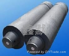 high quality electrode graphite with nipple -L