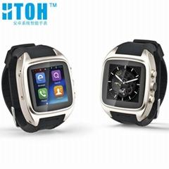 HTOH H1安卓智能手錶