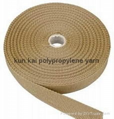 polypropylene yarn white