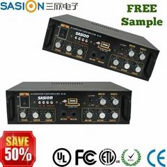 AV66 free sample amplifier