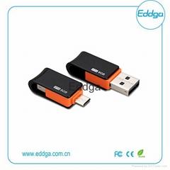 wholesale alibaba express 2015 multifunctional mini OTG USB flash drives pendriv