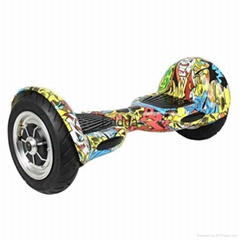 2 wheel smart scooter electric moped new arrival Hoverboard with samsung battery